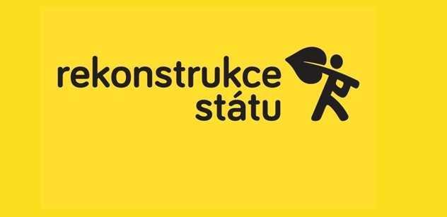Dušan Stuchlík: Proč nepodporuji Rekonstrukci státu