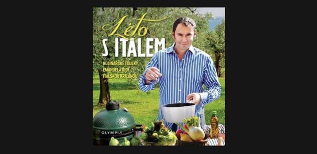 """""""Ital z kuchyně"""" k nové kuchařce: Mám ještě spoustu trumfů v rukávu"""