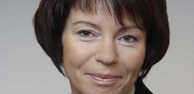 Senátorka Rippelová opouští ČSSD, bude kandidovat za SPOZ