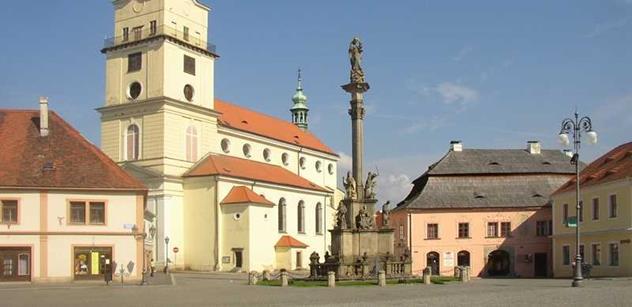 Rokycany: Kostel Nejsvětější Trojice stojí ve městě 410 let