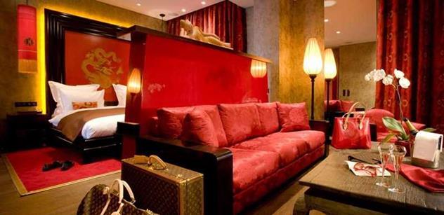 Buddha-Bar Hotel Prague získal Travelers' Choice Awards