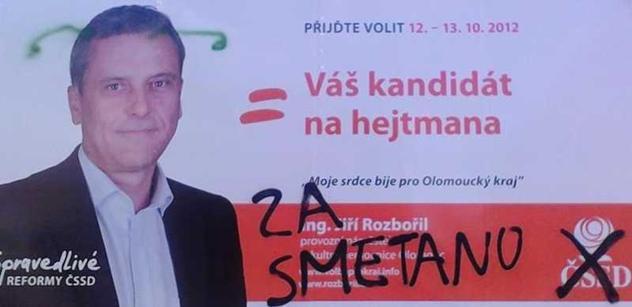 Typická česká naštvanost, hodnotí šéf agentury krajské volby