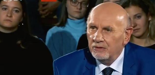 Medailista Pavel Rychetský: Překvapilo mě, že pan prezident tomuto návrhu vyhověl