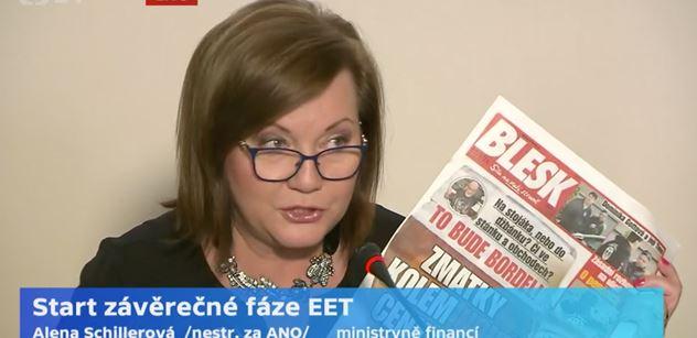 Ministryně Schillerová: Obce a kraje hospodaří na jedničku