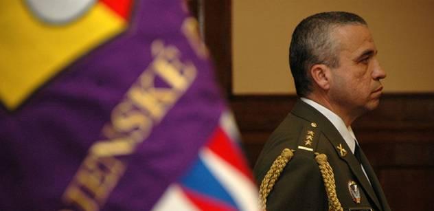 Poslancům se představí kontroverzní kandidát na místo šéfa vojenské policie