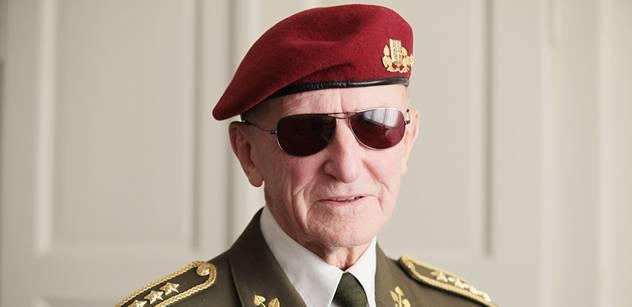 Zemřel generál Tomáš Sedláček. Válečný veterán druhé světové války
