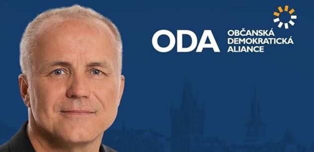 Pavel Sehnal (ODA): Antivirus je nespravedlivý, už měl dávno skončit