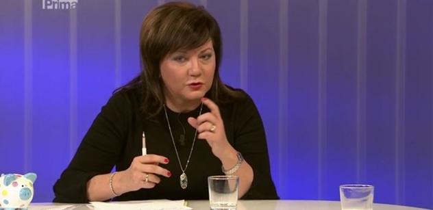 Ministryně Schillerová: Na plnění žádné z vládních priorit jsme nerezignovali