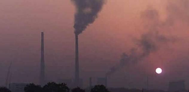 SP má obavy: Poplatky za znečišťování ovzduší sníží konkurenceschopnost