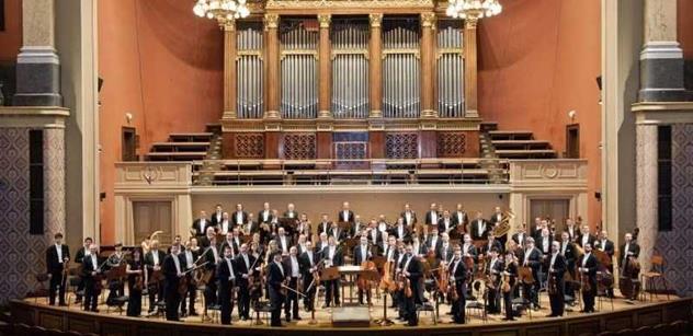 Symfonický orchestr Českého rozhlasu: Slavnostně s Bernsteinem a Mahlerem
