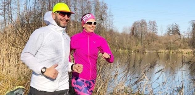 Autodrom Most: Půlmaraton na autodromu zaštítí ambasadoři Soňa a Michal z Running2.cz