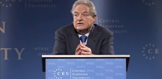 George Soros se zhrozil: Konec EU? Bez Itálie... Vážné obavy