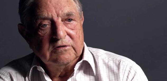 Soros posílá 220 milionů dolarů do černošských organizací. Český politik tuší, co za tím je