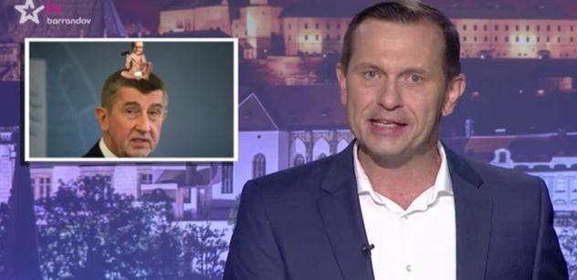 VIDEO Hlásný trouba Mirda Kalousek. Jaromír Soukup brutálně zesměšnil lídra TOP 09
