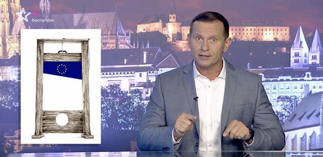 Šílenče z ČT, co říkáš o Německu? Uprchlíčky vezmete, ty ty ty. Do pytle, Merkelová! A Drahoš. Jaromíru Soukupovi jela huba. Jela, jela a jela