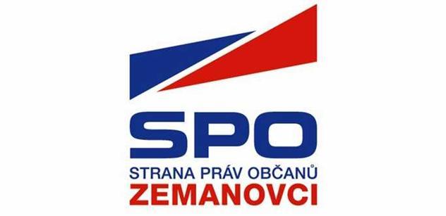 Volební sjezd Strany Práv Občanů Zemanovci