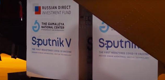 Evropské hodnoty: Sputnik ne! Stejně ho Rusko nemá dost