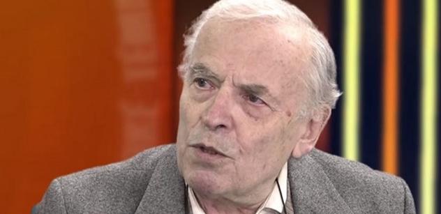 Karel Srp nám vyprávěl na kameru, jak Bohuslav Sobotka naletěl duševně nemocnému člověku, který mu radil. A několik překvapivých informací o Listopadu´89