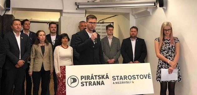 Soud v Praze odmítl zrušit registraci strany Starostové pro Prahu