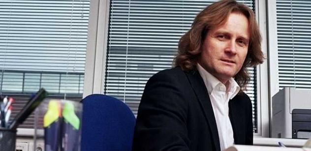 Petr Štěpánek: Dobudou Evropu dělohami svých žen. Cizinci jsou koření, ale když je koření moc, nedá se to jíst