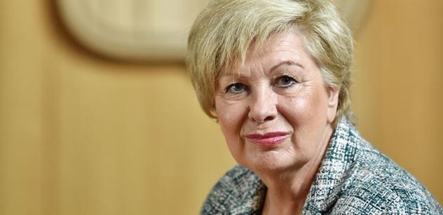 Hejtmanka Stráská: Jsem hrdá, že se jihočeské nemocnice stále drží na špici