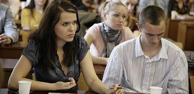 Studenti brněnských vysokých škol vyjdou na pochod proti reformě