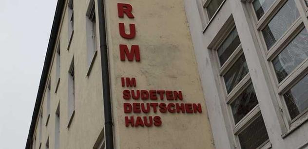 Klub českého pohraničí: Sudetoněmecké útoky na republiku již zesílily na neúnosnou míru