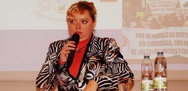 Ostudné, kárá Ilona Švihlíková vládu za Venezuelu. A nejen za to: Cizinci nám berou, konejte!