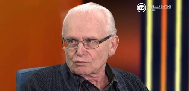 Vyhození ČT do vzduchu: K situaci vystoupil profesor Jiří Svoboda