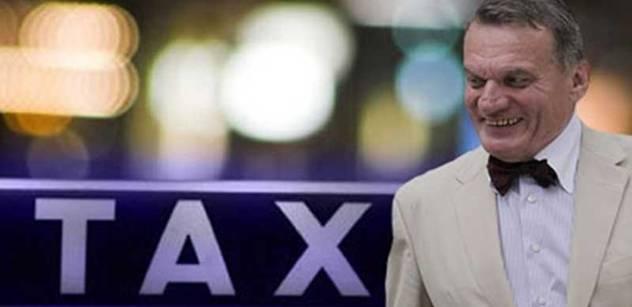 Odborář taxikářů Svobodovi: Krade se, protože se regulují ceny