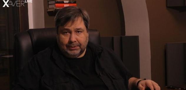 Bomba: Xaver vypustil utajované VIDEO semináře o financování ČT. Trapné ticho, výmluvy, chybějící sumy