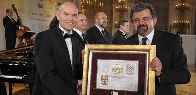 SYNER se dostal mezi 20 nejlepších firem v soutěži Českých 100 nejlepších