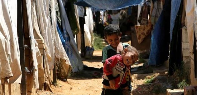 Diakonie pomáhá přežít nejen syrským sirotkům