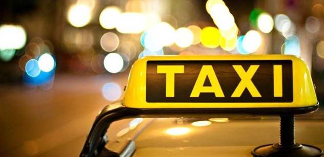 Protestující taxikáři budou blokovat provoz v Praze i v pátek