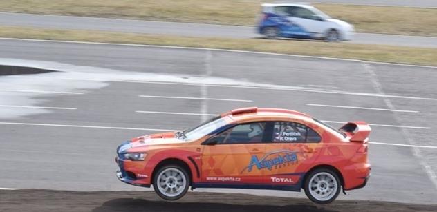Testování rallyových týmů se vydařilo, autodrom vypíše další termíny