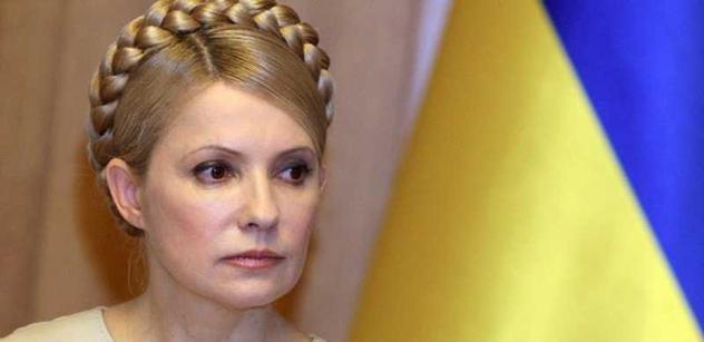 To se děje u nás, v naší republice: Julija Tymošenková, její bohatý muž, tajné služby Ukrajiny v Čechách a stovky milionů z východu