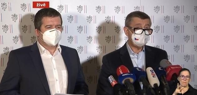 Ministr Hamáček: Jako suverénní stát musíme důrazně reagovat