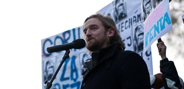 Zoufalí Slováci. Vykřičte, co se děje. Cenzura a nefunkční demokracie