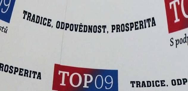 Pošmourný (TOP 09): STANu se dohody s TOP 09 hodí jen někdy