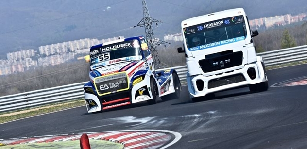 Autodrom Most: TOTAL Czech Truck Prix nabídne zajímavé souboje na špici průběžného pořadí
