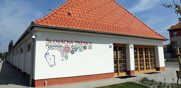 Slovácká tržnice otevře své brány již zítra!