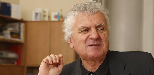 Otec privatizace vážně promluvil o návratu Václava Klause