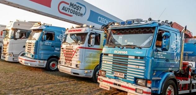 Autodrom Most: Truck Festival ozdobí speciál týmu Buggyra Racing, který drží rychlostní rekord