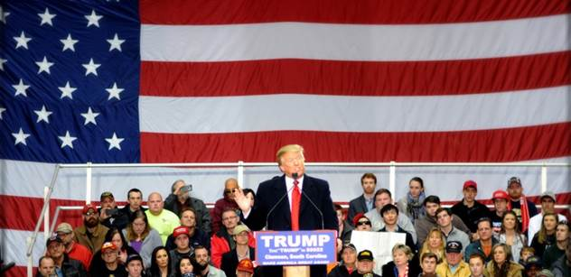 Pokud Trump splní desetinu slibů, nezůstane na kameni kámen, soudí Ondřej Hejma