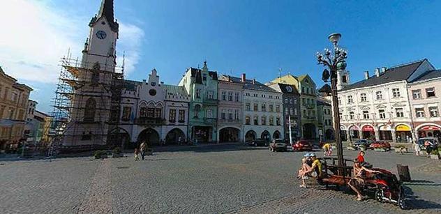 Trutnov: Město opravilo další dětská hřiště