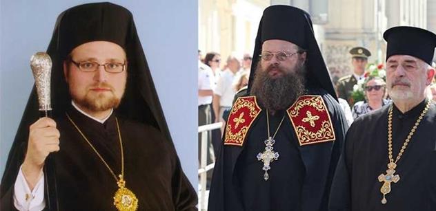 Duchovní pravoslavné církve se bojí o svá místa. Jejich nadřízení je drží v šachu