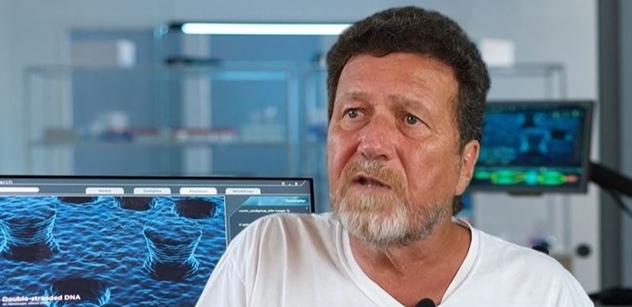 Kam se vám dostanou vakcíny. Český profesor Turánek už nemohl mlčet. Kvůli cenzuře