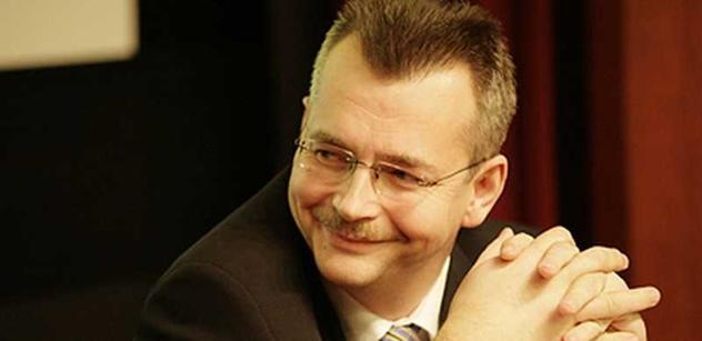 Jaroslav Tvrdík slaví padesátku. Novináři mu k tomu sepsali, co všechno se mu v životě povedlo