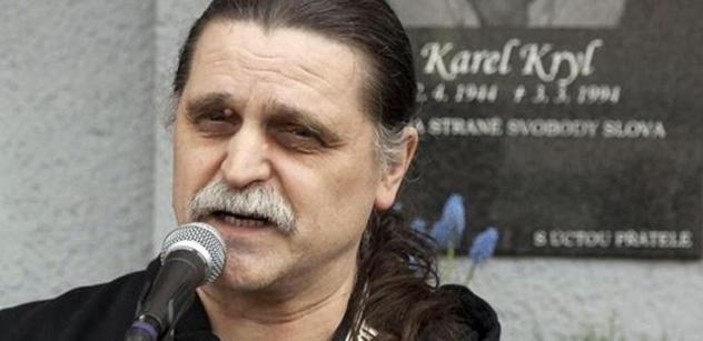 Pavel Foltán: Karel Kryl je Jan Hus naší doby