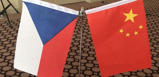 Čína vyslala vzkaz Česku: Vláda nikdy nedovolí...